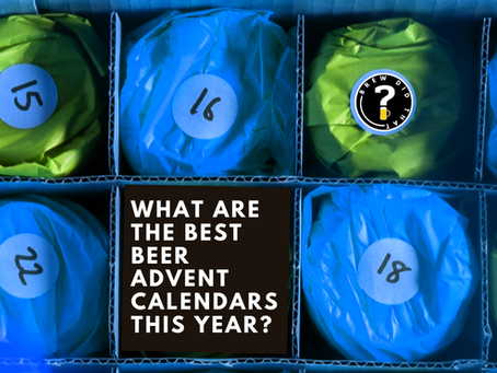 What are the best beer advent calendars for 2021?