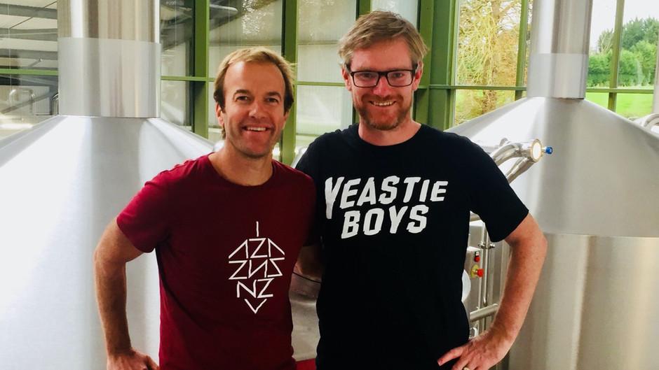 Getting to know BREW: Yeastie Boys