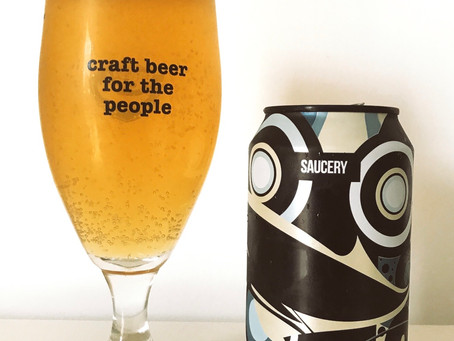 Brew Review: Saucery Session IPA by Magic Rock Brewery