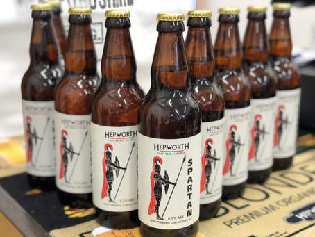Hepworth & Co launch low-alcohol beer