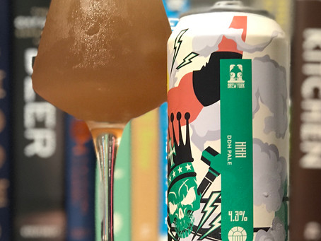 Brew Review: HHH by (Brew York)