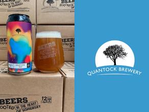 Quantock Brewery celebrates with new Milestone 1500