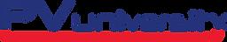 PV University logo - for Training