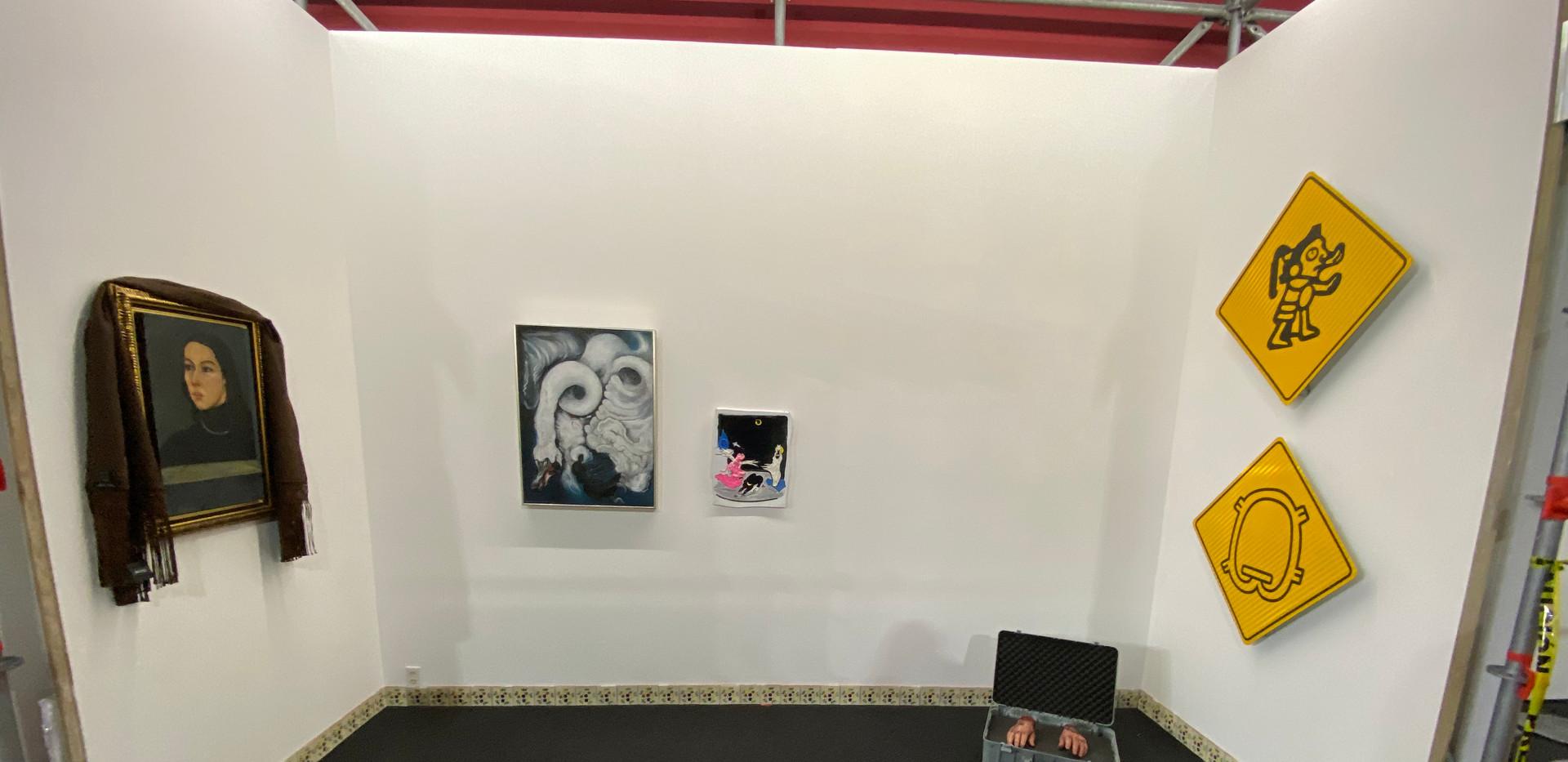 Material Art Fair 2020