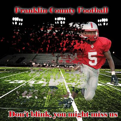 Franklin County High School Rocky Mount VA Football