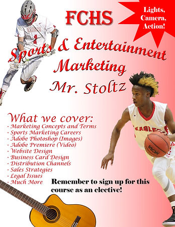 Sports and Entertainment Marketing FCHS