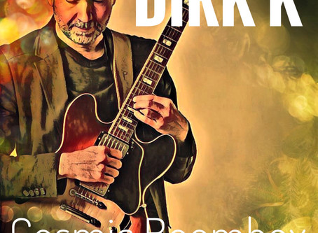 Dirk K - Cosmic Boombox
