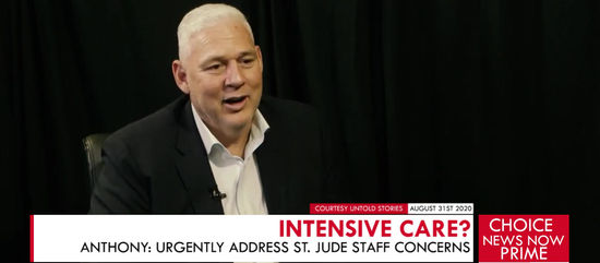 DR.KENNY ANTHONY URGES THE CURRENT GOVERNMENT TO ADDRESS CONCERNS ABOUT THE ST.JUDE HOSPITAL