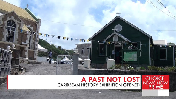 ST. LUCIA ARCHEOLOGICAL AND HISTORICAL SOCIETY TAKES US ON A JOURNEY INTO OUR PAST.