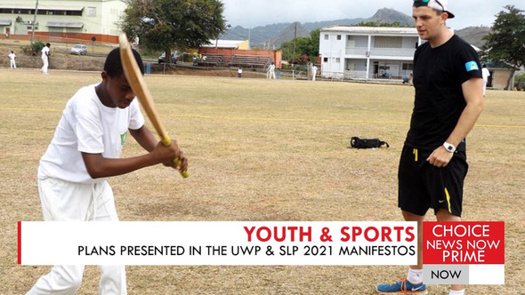 EXPLORING THE SLP AND UWP'S MANIFESTO PLANS IN YOUTH & SPORTS.