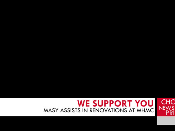 MASSY STORES DONATES TO THE MEDICAL FIELD ONCE AGAIN.