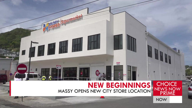 MASSY STORES OPENS NEW LOCATION.