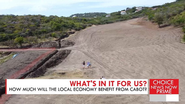 MEDIA QUIZZIES CABOT REPRESENTATIVES ABOUT ANTICIPATED BENEFITS FOR LOCALS AND  ECONOMY