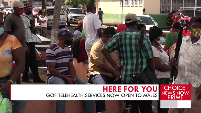 SAINT LUCIANS SET TO BENEFIT FROM TELEHEALTH SERVICE.