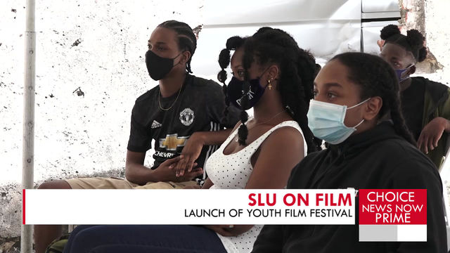 CARIBBEAN YOUTH FILM FESTIVAL LAUNCHES AT THE PIGEON ISLAND.