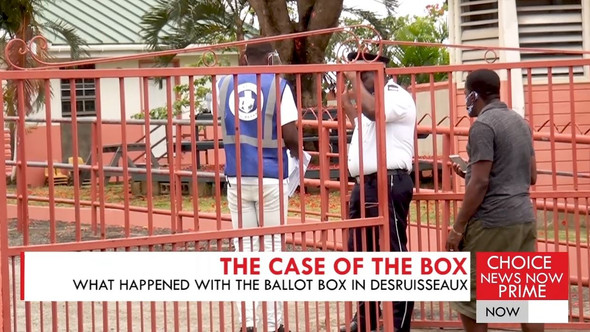 INVESTIGATIONS ARE LAUNCHED INTO ALLEGATIONS OF VOTER FRAUD IN MICOUD SOUTH.