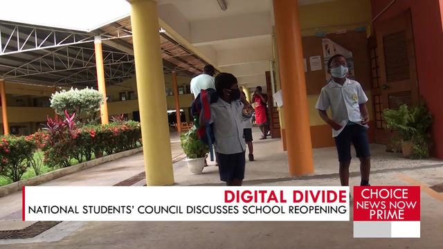 AN APPEAL ON BEHALF OF STUDENTS IS BEING MADE TO THE GOVERNMENT OF SAINT LUCIA.