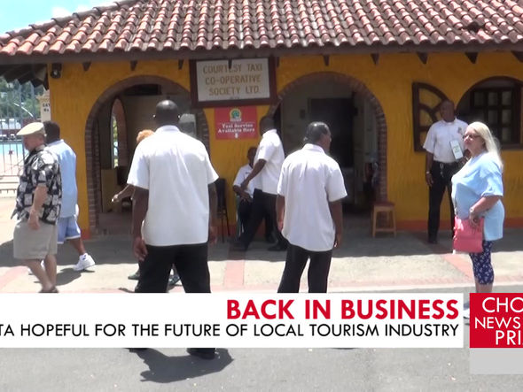 A BOOST TO THE TOURISM SECTOR AS A RESULT OF THE NEW PROTOCOLS IS OBSERVED
