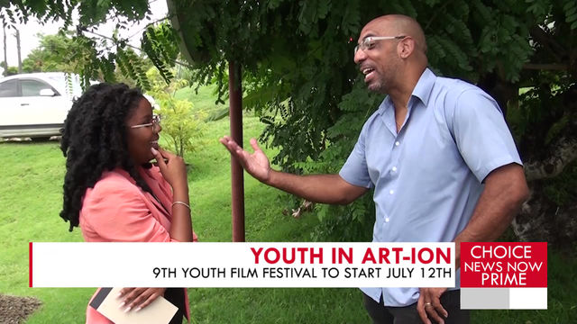 CARIBBEAN YOUTH FILM FESTIVAL TO BEGIN NEXT WEEK.