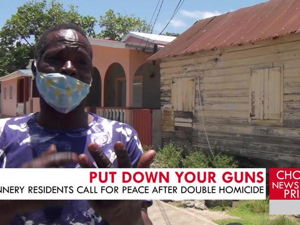PUT DOWN YOUR GUNS