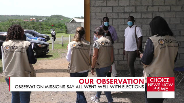 THE OBSERVER MISSIONS COMMENT ON THEIR 2021 ELECTION OBSERVATION.
