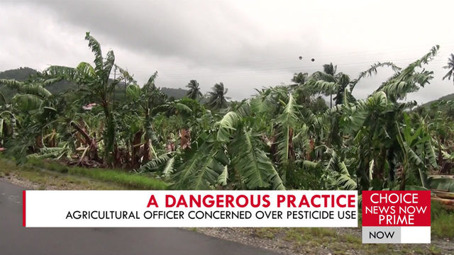 MINISTRY OF AGRICULTURE CAUTIONS FARMERS ON FARMING PRACTICES.