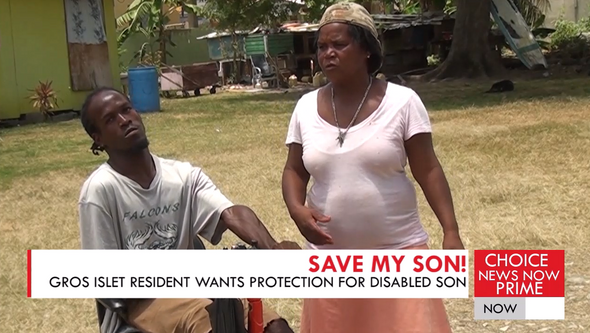 SAVE MY SON