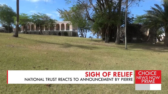 THE NATIONAL TRUST RESPONDS TO THE NEWS OF THE REINSTATEMENT OF THEIR ANNUAL SUBVENTION.