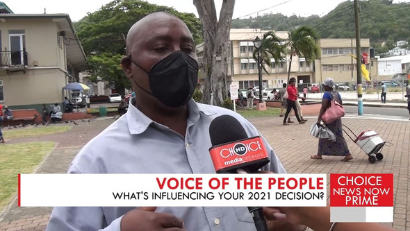 WE ASK MEMBERS OF THE PUBLIC, WHAT ARE THE MAIN ISSUES THEY'RE VOTING FOR IN THE 2021 ELECTIONS.