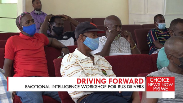BUS DRIVERS ON ONE ROUTE GET A CRASH COURSE IN EMOTIONAL INTELLIGENCE.