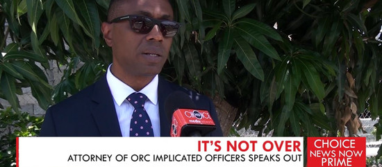 THE ATTORNEY REPRESENTING THE ORC IMPLICATED POLICE OFFICERS RESPONDS TO NEW REVELATIONS.