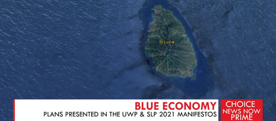 EXPLORING THE SLP AND UWP'S MANIFESTO PLANS IN  THE BLUE ECONOMY.