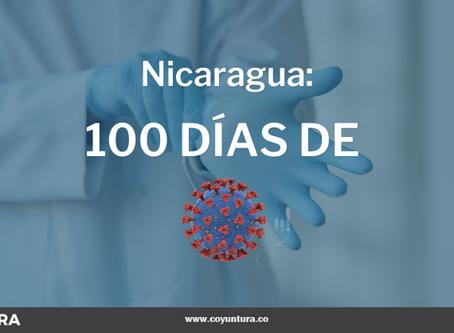 100 días de Covid-19 en Nicaragua: las 10 medidas de Ortega
