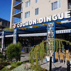 Monobloc 1440 - Restaurant Cochon Dinde, Québec, QC