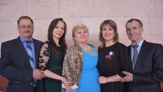 Участники конкурса от Малиновского поселения
