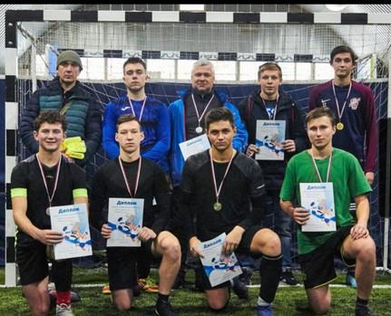 """Футбольна команда """"Малиновка"""""""