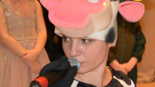 """Новогодние Ёлки для коллективов худ.самодеятельности ЦДК """"Молодёжный"""""""