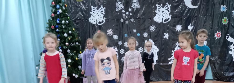 "младшая группа коллектива  ""Малышок"""