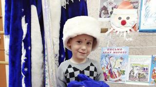 """Коллектив """"Новички"""" Блинов Лев"""