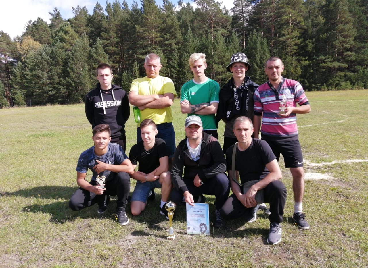 Футбол в Малиновском сельском поселении. Соревнования.