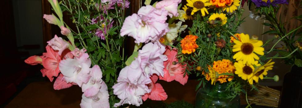 Выставка цветов 2020