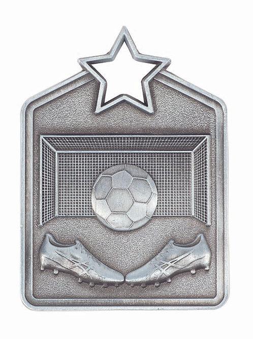 Soccer Shield Medal
