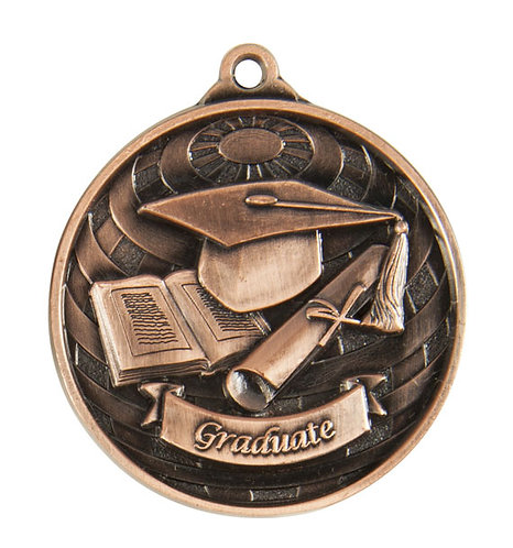 Graduate Globe Medal