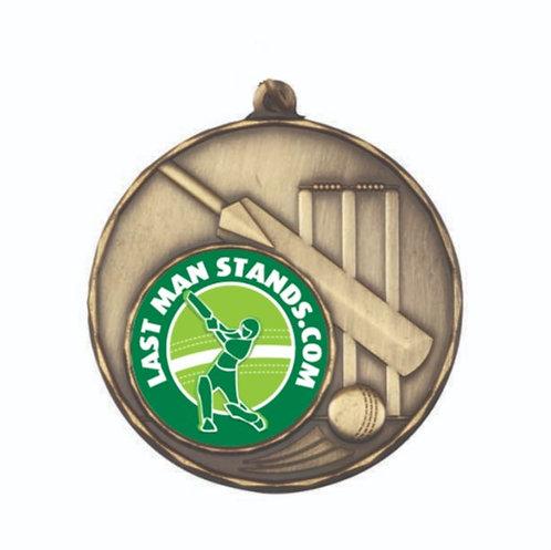 LMS Cricket Medal