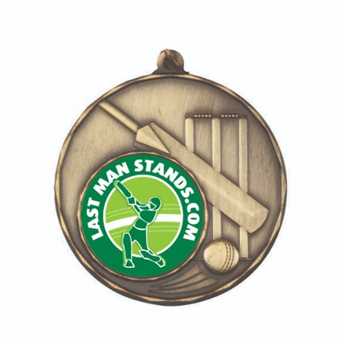 LMS Cricket Medal