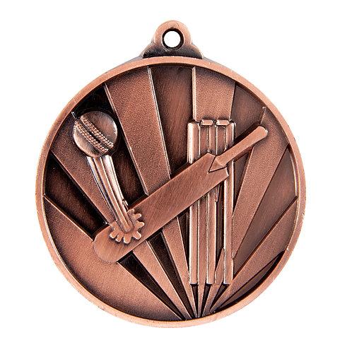 Cricket Rise Medal