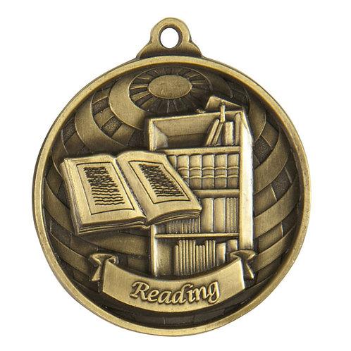 Reading Globe Medal