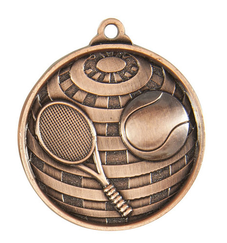 Tennis Globe Medal