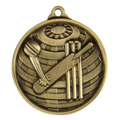 Cricket Globe Medal