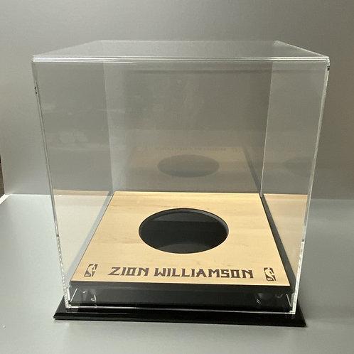 Basketball Display - $124